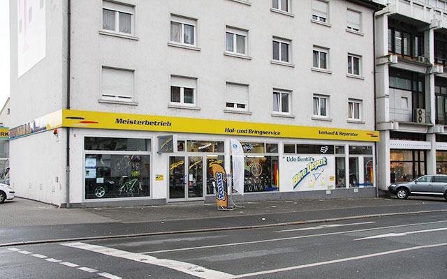 Udo gentils bike depot fahrradgesch ft in aschaffenburg for Depot laden